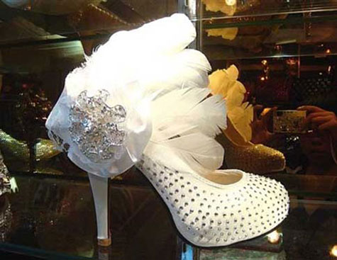 7 نکته برای خرید کفش عروسی