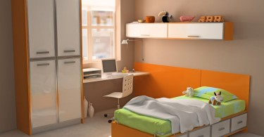 اتاق خواب رویایی برای فرزندتان آماده کنید